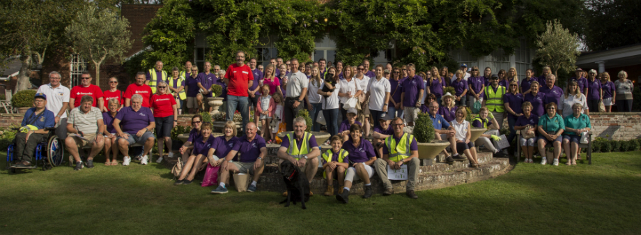 Essex Dog Day Volunteers
